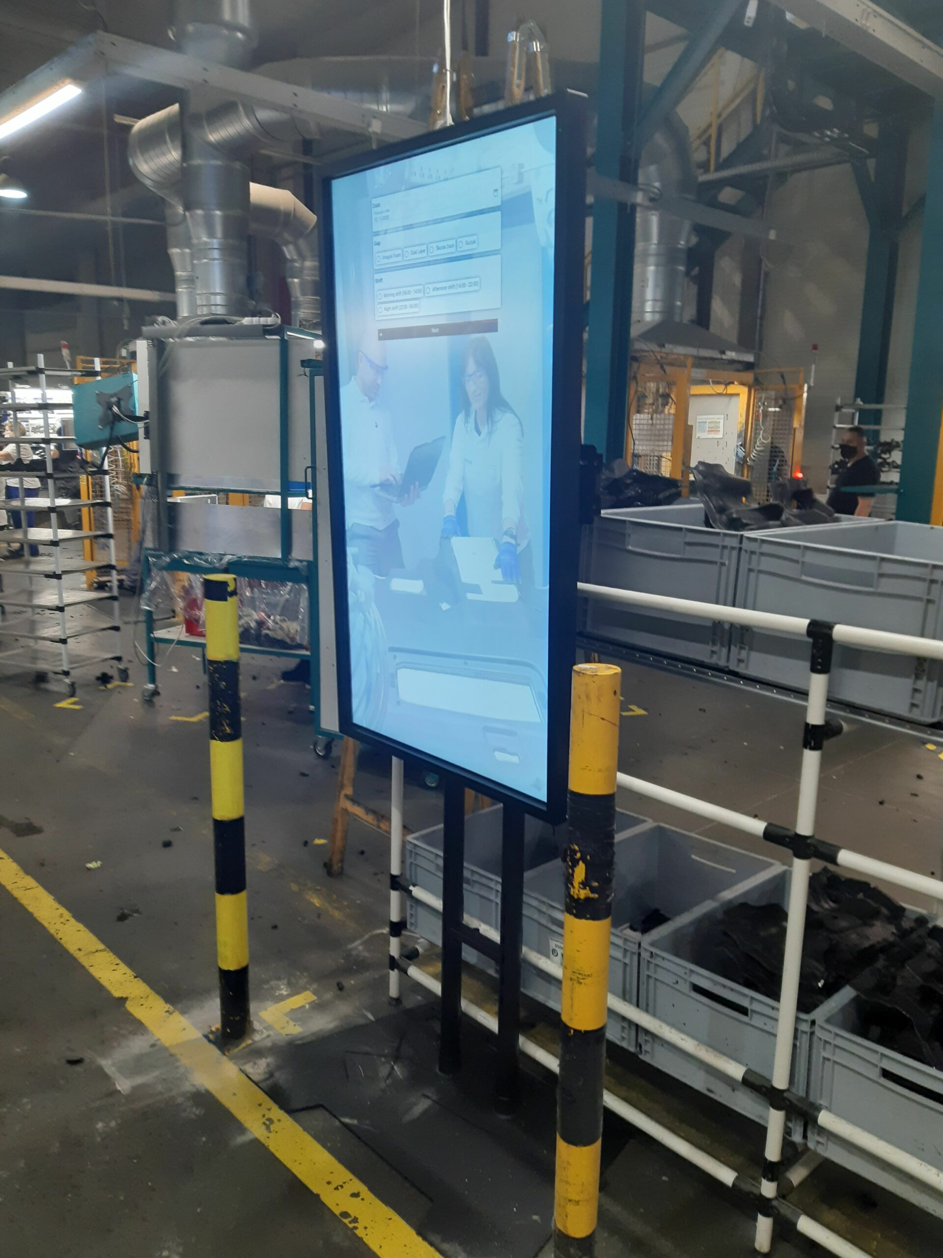 Production planning software for international automotive company